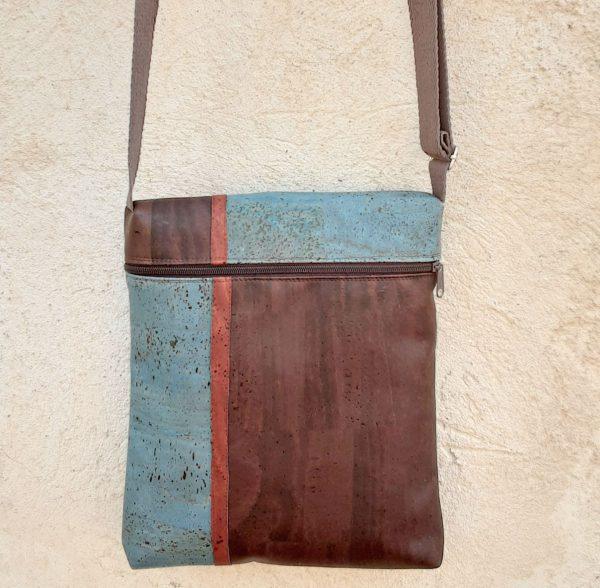 bolso Ceiba oscuro/azul